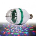 AMPOULE DISCO A LED E27 + DETECTION MUSICALE