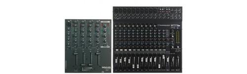Mixage DJ et musiciens
